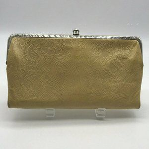 Hobo International Ivory Print Clutch